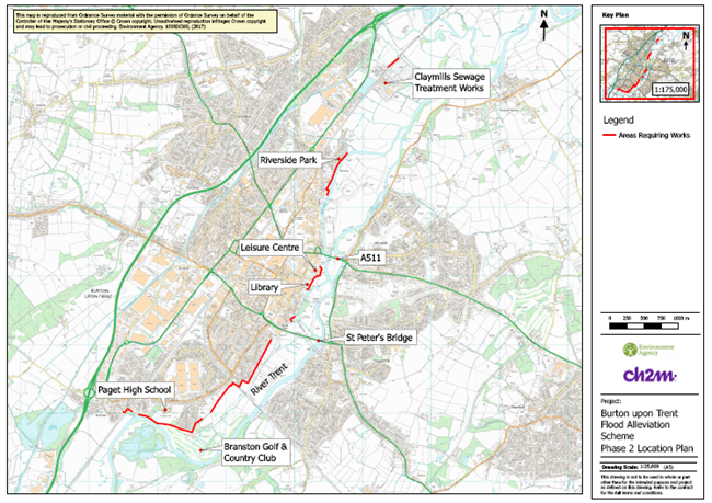 Burton Flood Risk Management Scheme